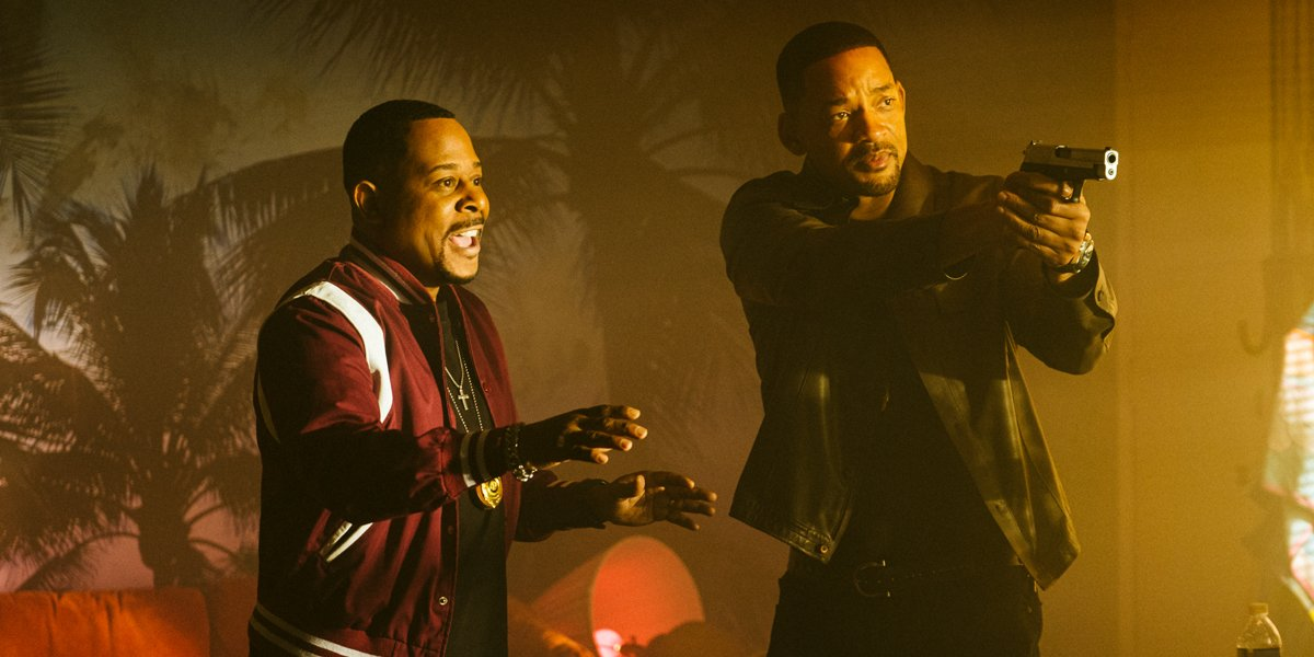 Mike and Marcus in Bad Boys For Life