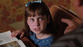 Mara Wilson in Matilda