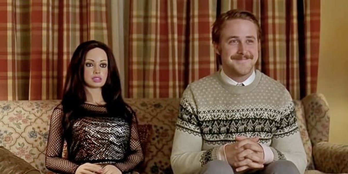 Ryan Gosling in Lars and the Real Girl