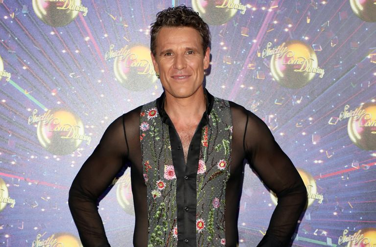 james cracknell strictly fears epilepsy
