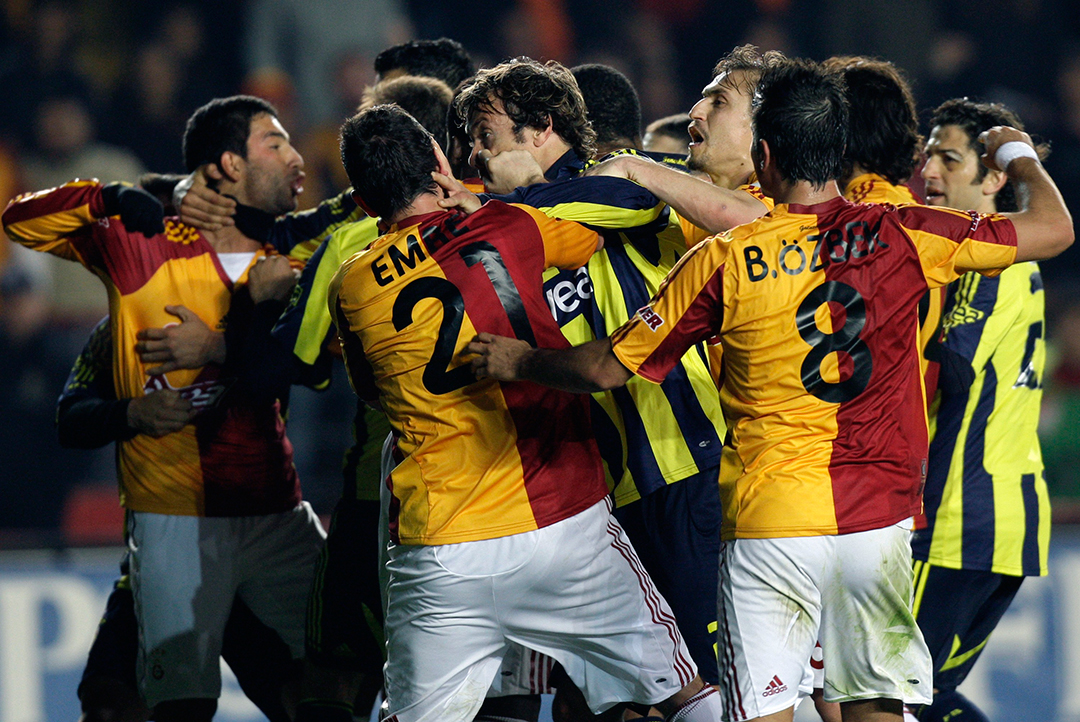 Bonkers By The Bosphorus Why Fenerbahce Vs Galatasaray Is More Than A Game Fourfourtwo