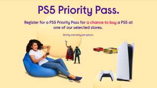 PS5 restock: Currys launches Priority Pass raffle for next wave of PS5 stock