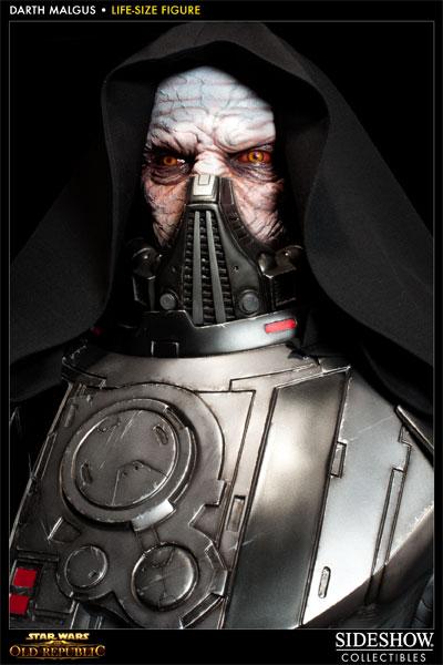 Prove Your Star Wars: The Old Republic Fandom With Life-Size Darth Malgus Statue #21381