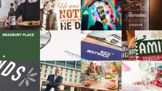 Selection of branding projects