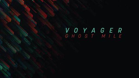Voyager - Ghost Mile album artwork