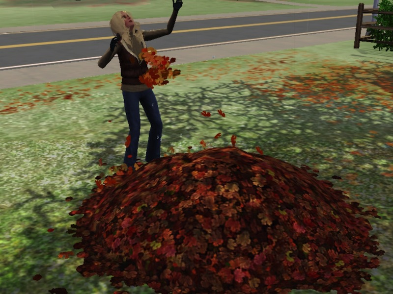 The Sims 3 Seasons Brings Weather And Festivals To The Sims World #25041