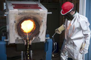 homebrew lava making