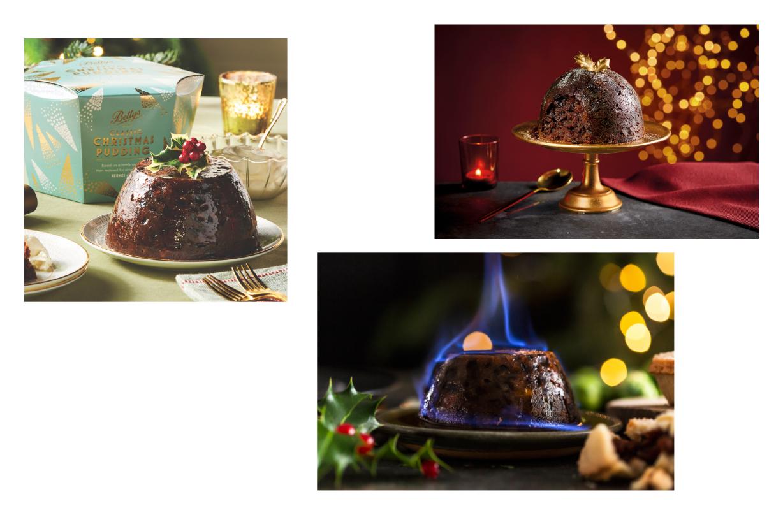 Woman and Home Christmas taste tests 2020 winners Christmas pudding
