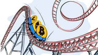 Bitcoin, Ethereum, Litecoin rollercoaster ride