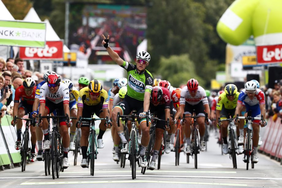 Sam Bennett untouchable to take second win on stage two of BinckBank Tour 2019