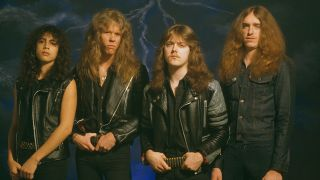 It's official – Metallica's Master Of Puppets album has been ranked the best album of the 80s by Louder readers