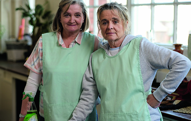 Moving On star Sinead Cusack on a story of triumph over prejudice and abuse