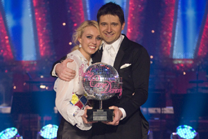 Strictly Come Dancing: Tom Chambers wins!