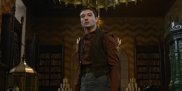 Credence Barebone finding out his identity in Fantastic Beasts: The Crimes of Grindelwald