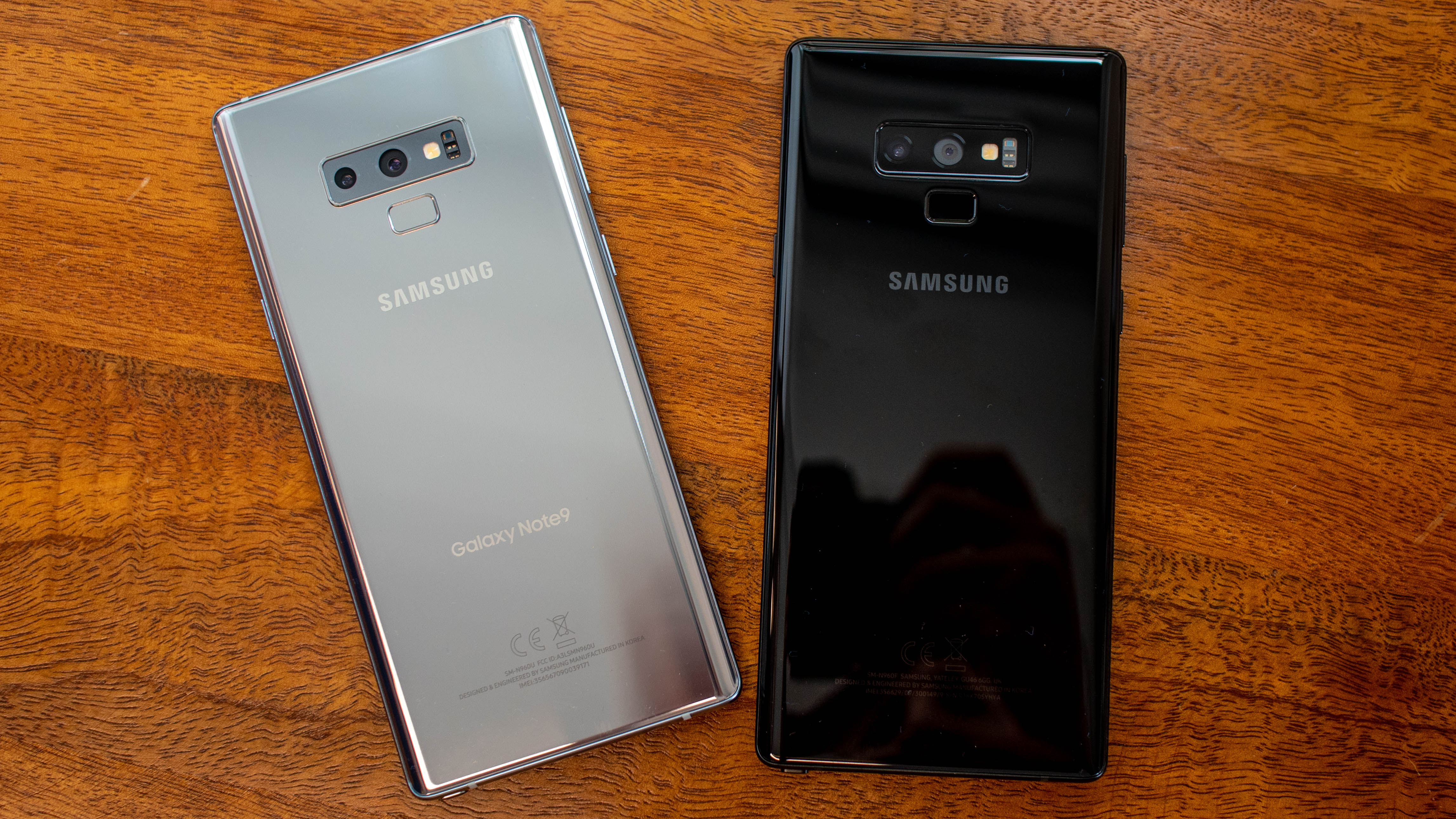 20fc70b9d Here s the Silver Samsung Galaxy Note 9 in ten super-polished hands-on  photos