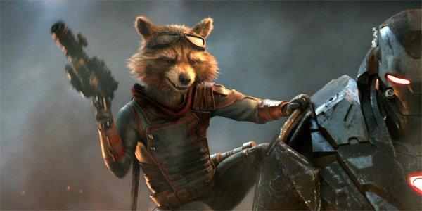 Rocket Raccoon - Avengers: Infinity War
