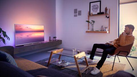 Philips 6800 4K UHD TV (55PUS6814) review | TechRadar