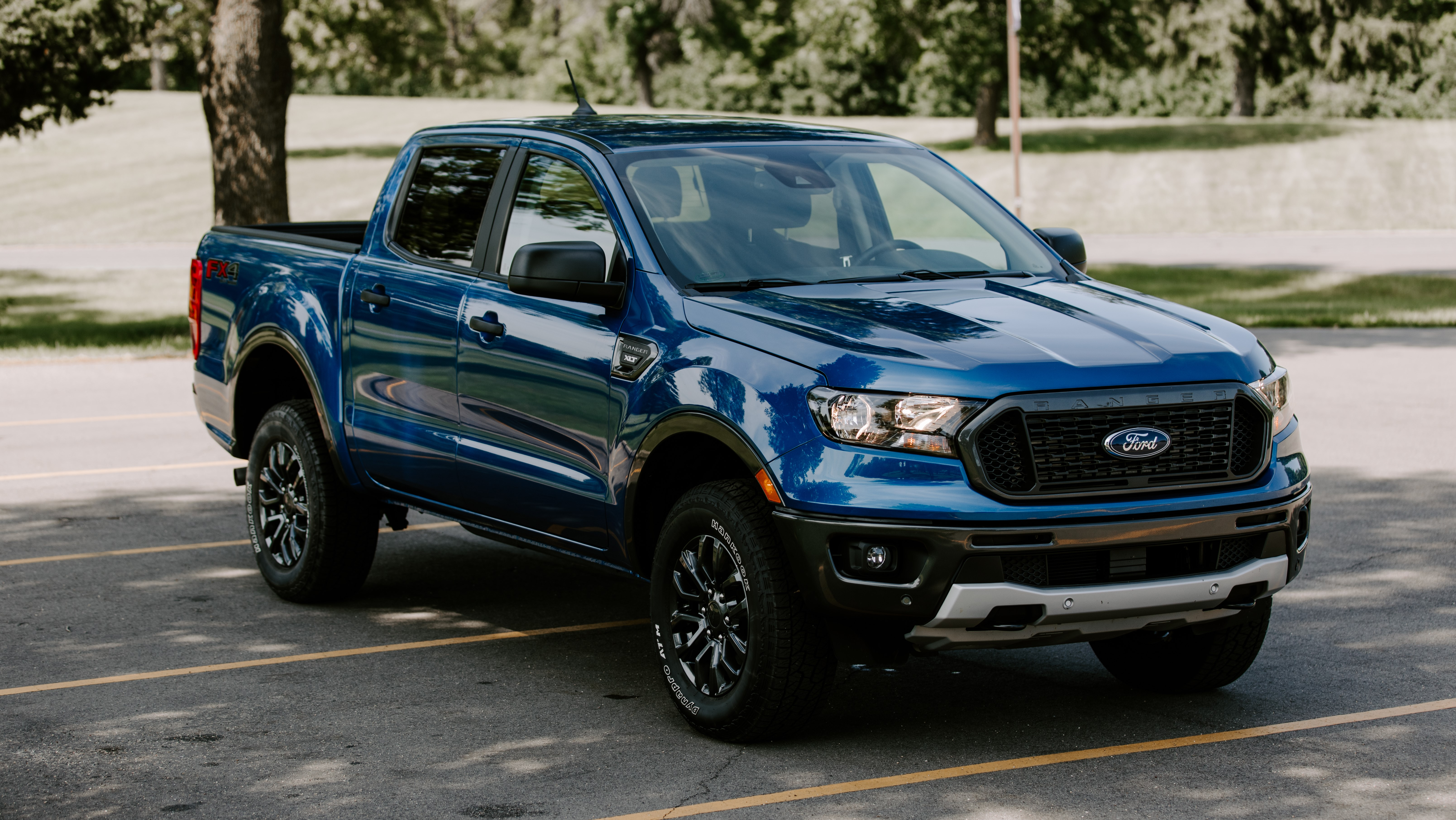 What driving a 2019 Ford Ranger for 600 miles taught me about safety