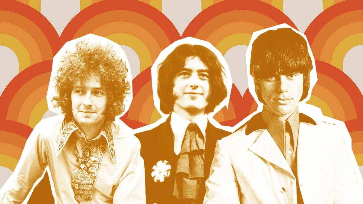 The Holy Trinity: How Eric Clapton, Jeff Beck and Jimmy Page ruled the 60s