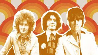 Eric Clapton, Jimmy Page and Jeff Beck