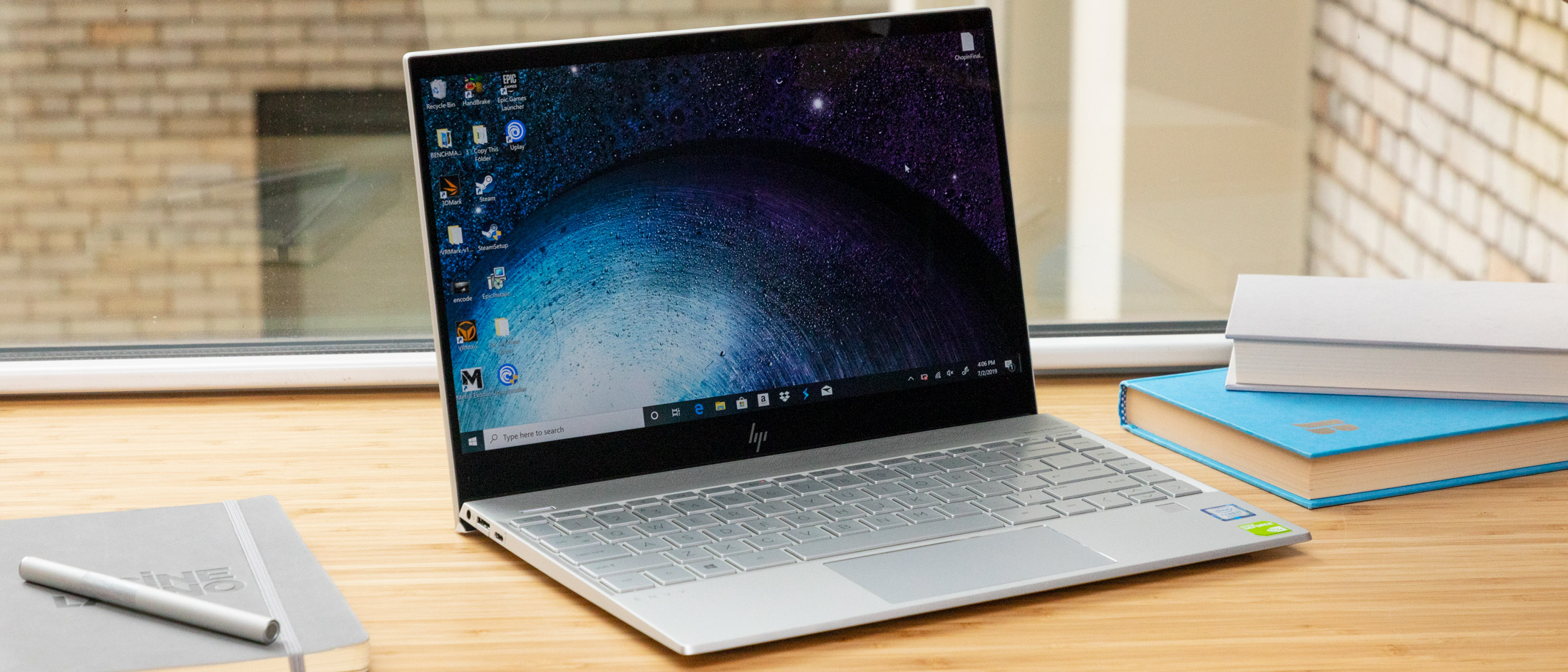 Hp Envy 13 2019 Review Full Review And Benchmarks Laptop Mag
