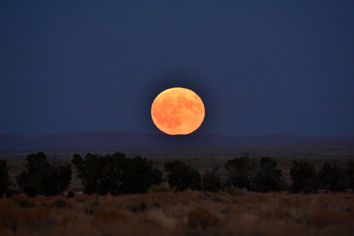 Here Comes Fall: Harvest Moon 2018 Rises Tonight! | Space