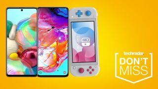 Samsung phone deals + Nintendo Switch Lite