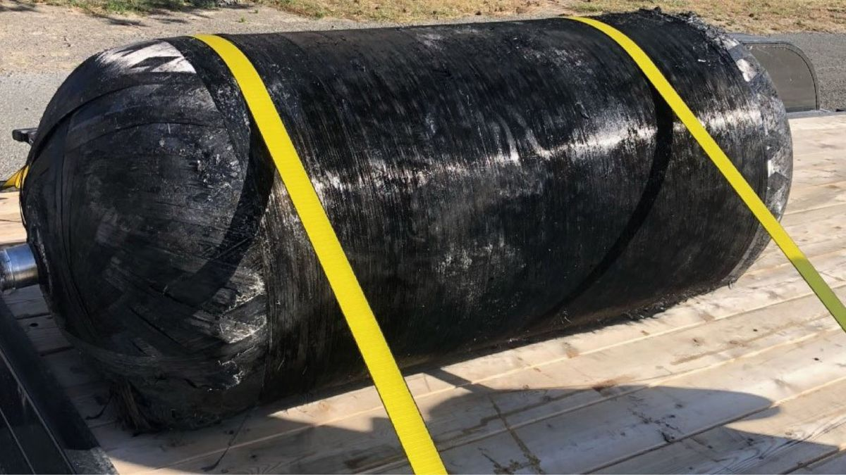 Fallen debris from SpaceX rocket launch lands on a farm in central Washington – Space.com