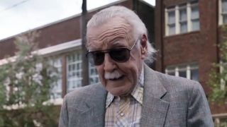 WandaVision Stan Lee tribute