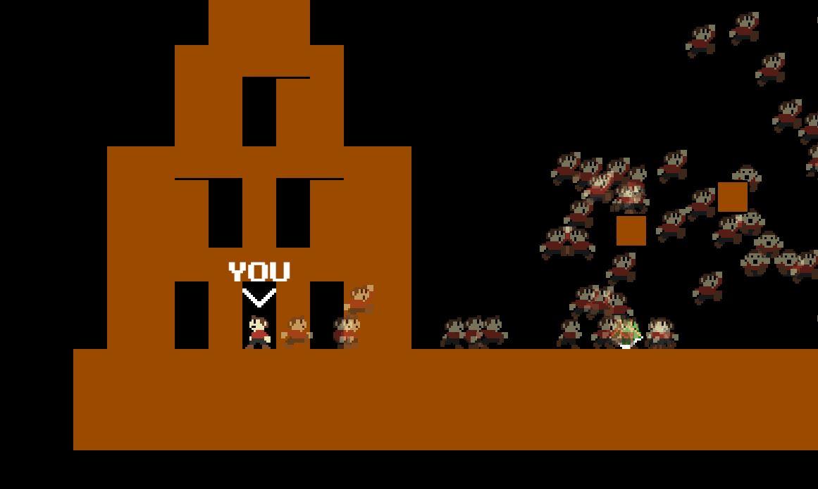 Super Mario Bros battle royale hit by DMCA takedown, now Infringio Royale | PC Gamer