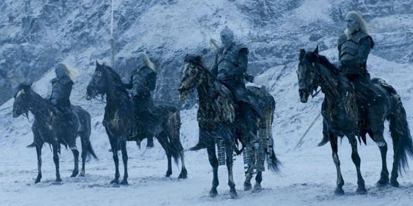 game of thrones hbo white walkers