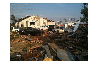 weather, tornadoes, severe thunderstorms, deadly tornado outbreak April 2011