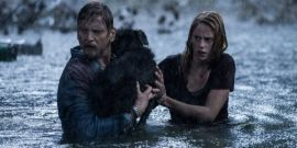 There's A Dog In Crawl, Here's How The Creative Team Decided Whether It Would Survive
