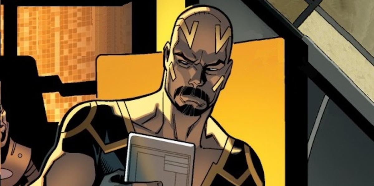 Phastos in Marvel comics