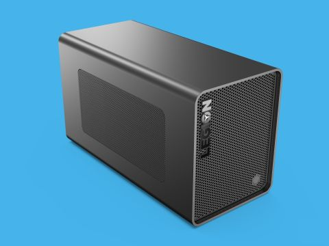 Lenovo Announces Legion BoostStation eGPU And Legion Y740S Laptop