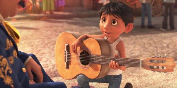 Coco Miguel Pixar