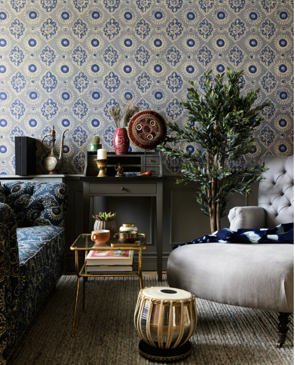 12 Living Room Wallpaper Ideas To Add Style Instantly Real Homes