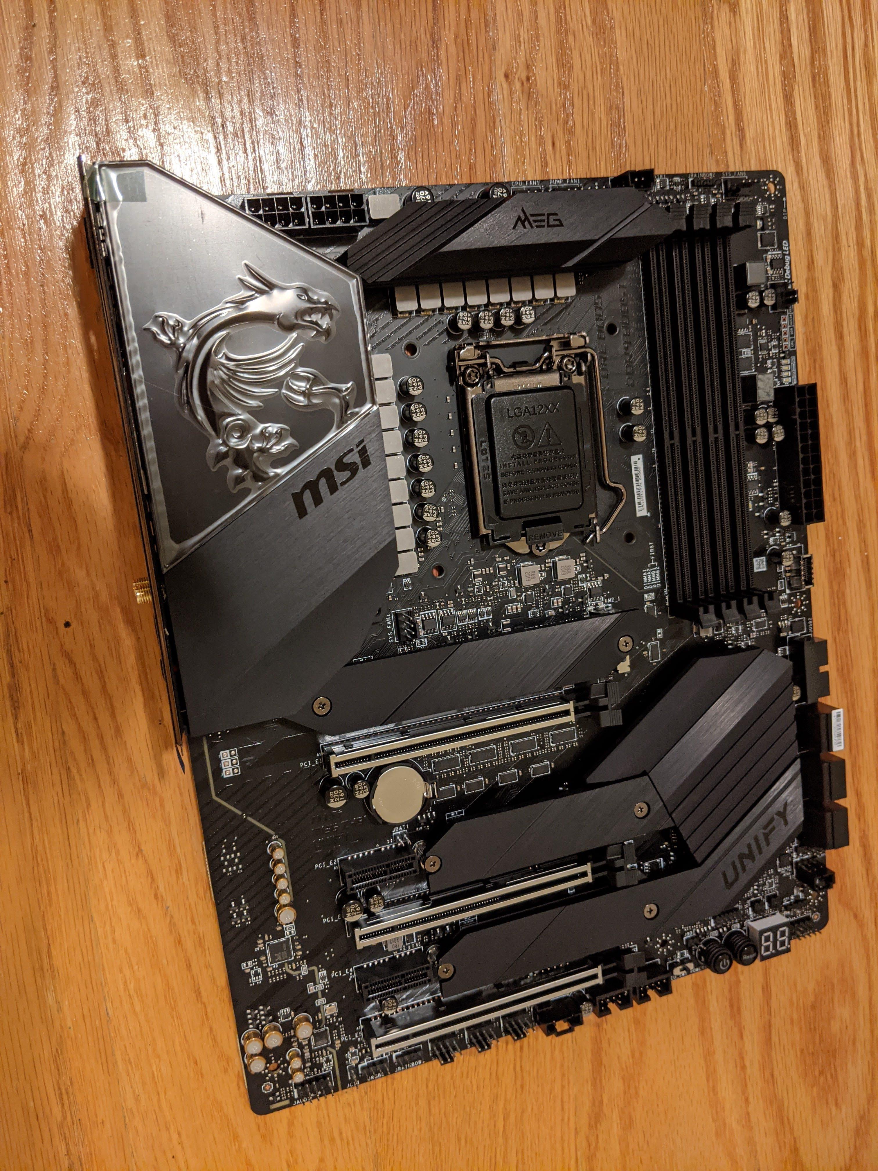 build gaming pc