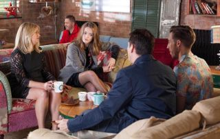 Lily arrives in Hollyoaks