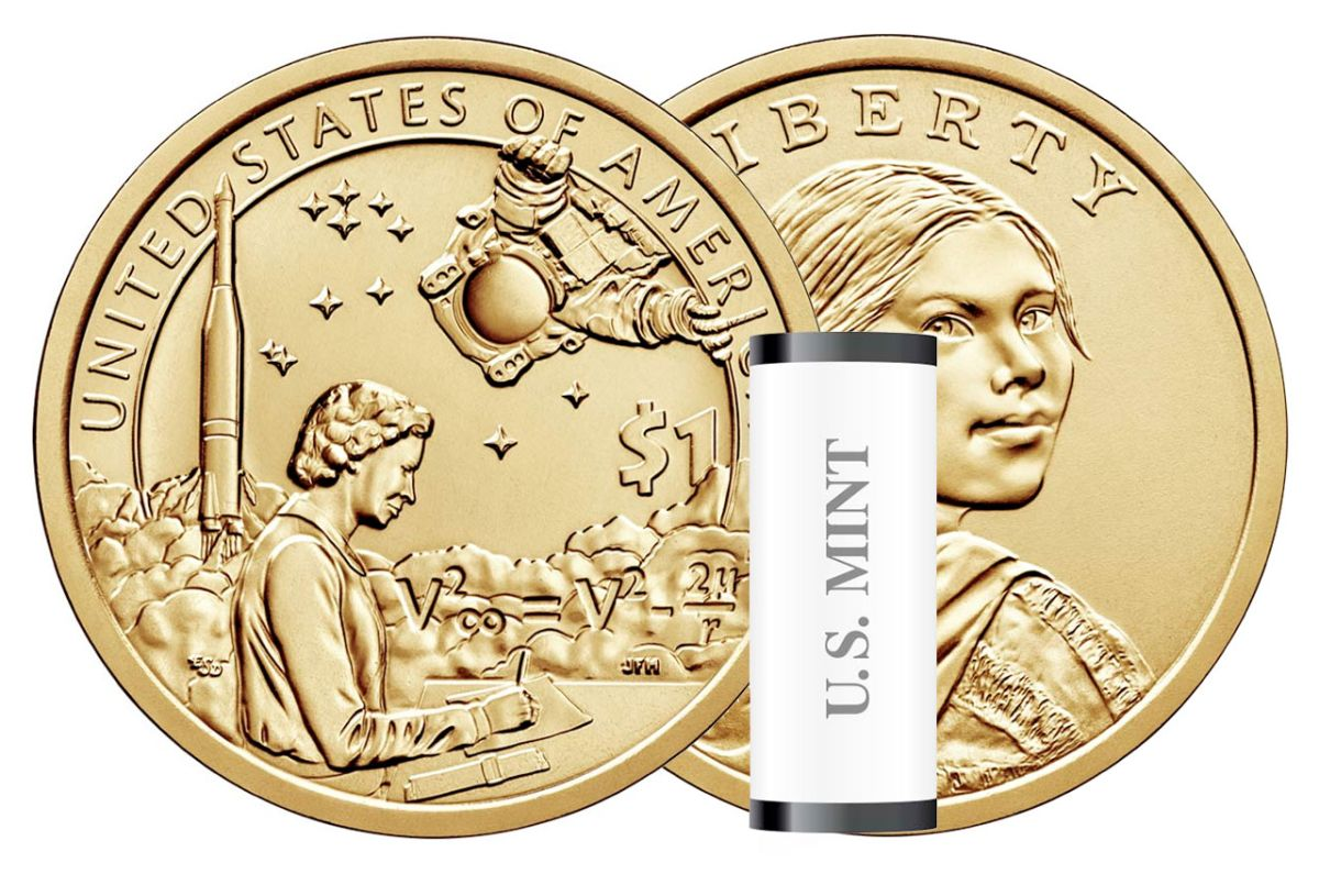 New US Dollar Coin Honors Role of Native Americans in Space Program