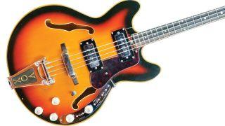 1968 Vox Sidewinder Bass IV