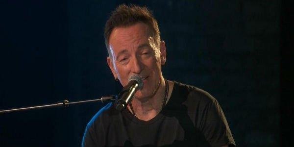 Bruce Springsteen CBS