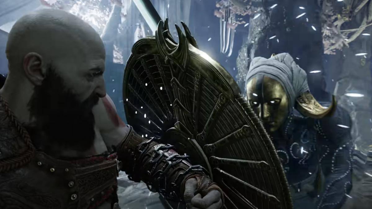God of War: Ragnarök kommer ge spelarna möjligheten att uttrycka sig med nya sköldar
