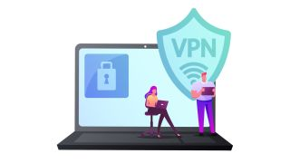 VPN on a Windows laptop
