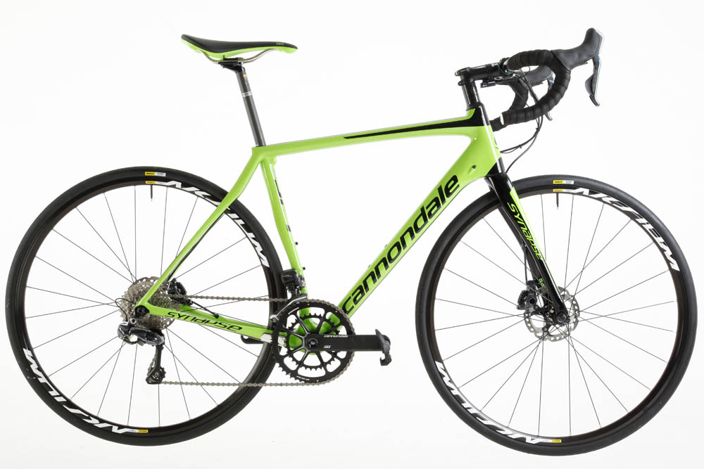 293842cf746 Cannondale Synapse Carbon Disc review - Cycling Weekly