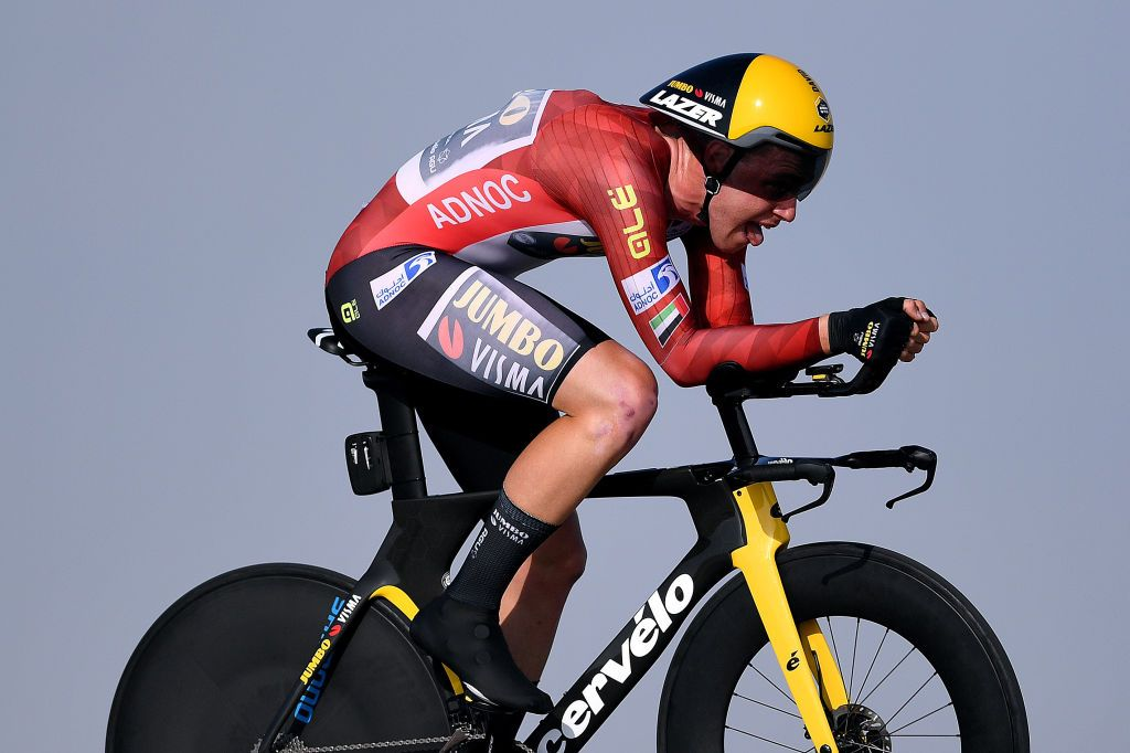 UAE Tour: Ganna wins stage 2 as Pogacar takes overall lead | Cyclingnews