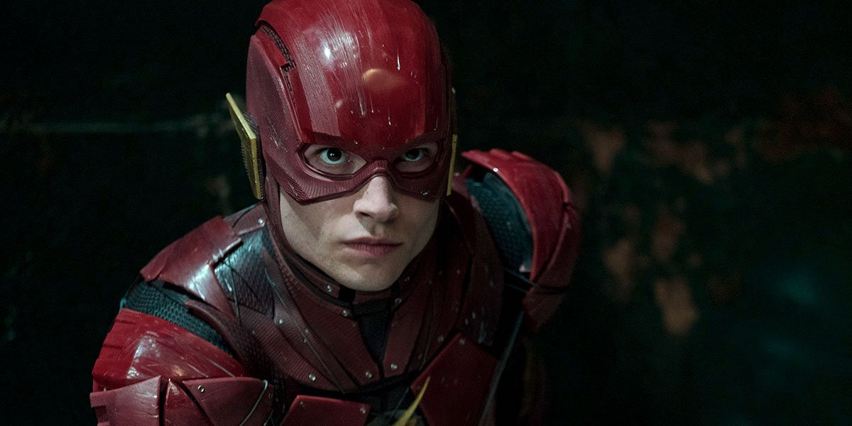 Zack Snyder Shows The Flash Traveling Through Time In New Justice League  Snyder Cut Photo - CINEMABLEND