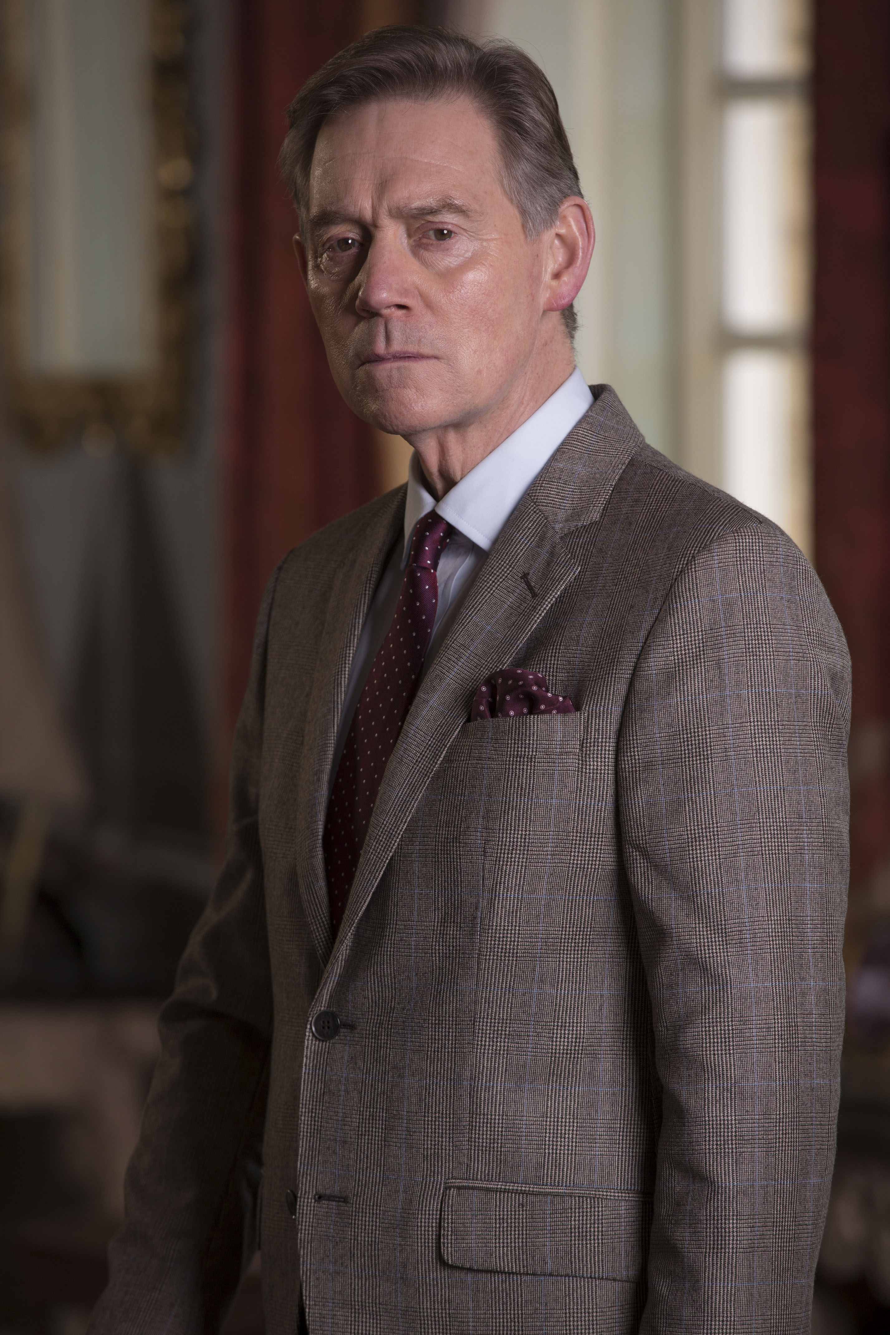 The Syndicate's Anthony Andrews: 'It's the Upstairs ...