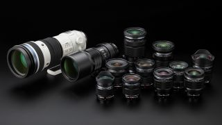 Best Olympus lenses