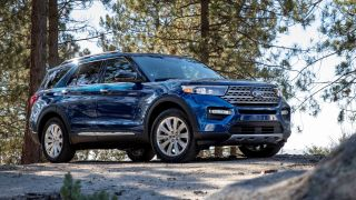 New Ford Explorer >> A New Calm Setting On The 2020 Ford Explorer Is A Peaceful